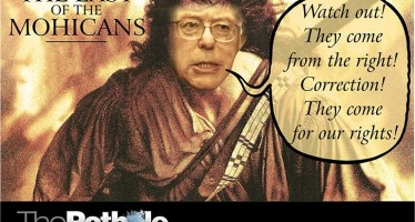 The Last of the Mohicans, featuring Senator Bernie Sanders
