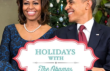 The Songs the Obamas and the Bidens Were Told to Listen to this Christmas