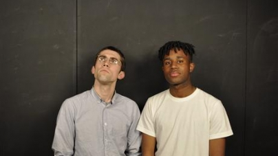 BricLAB with Jerome and James – where art becomes thou