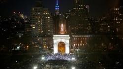 4 days till New York Feels the Bern; Hill-Billy Makes Pope Joke