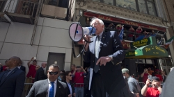 1 Day till D Day and the Bern Takes over New York