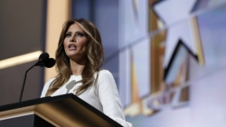 Melania's Impersonation of Michelle. A 10
