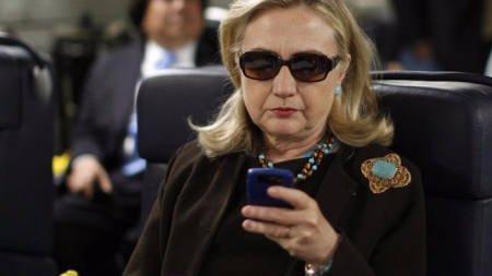 She Just Won't Leave. Go Home and Nap, Hill