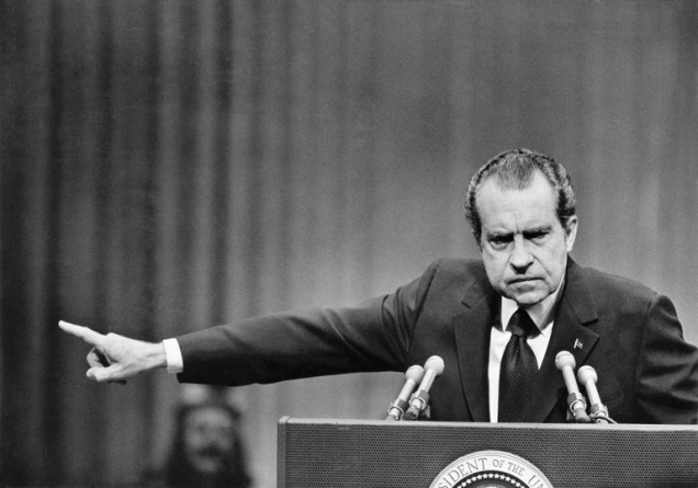 THE PARDON It's Deja Vu All Over Again – Trump's Comey Firing Echoes of Watergate