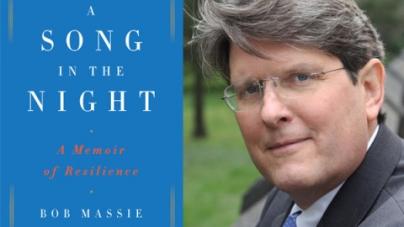Gitlin Introduces Bob Massie. Can Massie Make Massachusetts Great?