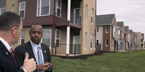 Ben Carson Wants to Make Housing Available. Just Not Too Comfy.