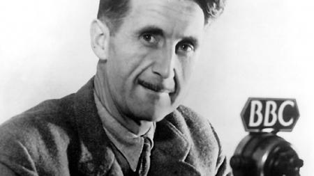 Gitlin's Take on George Orwell on Sean Spicer