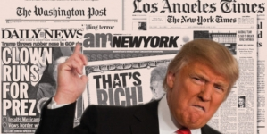 Gitlin Spells It Out: Trump's Media Intimidation Strategy Will Fail