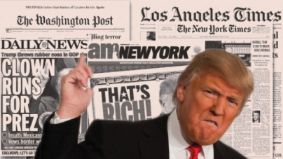 Gitlin Spells It Out: Trump's Media Intimidation Strategy Will Fail
