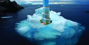 Breaking News: Don Jr. to Manage the Trump Tower on the Iceberg
