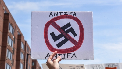 Gitlin's Latest Question: Who's Afraid of Antifa