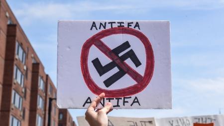 Gitlin's Latest Question: Who's Afraid of Antifa
