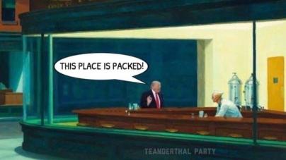 TheWeekholeViews on Trumplandia