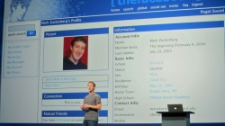 Gitlin's Fakebook inside the Facebook