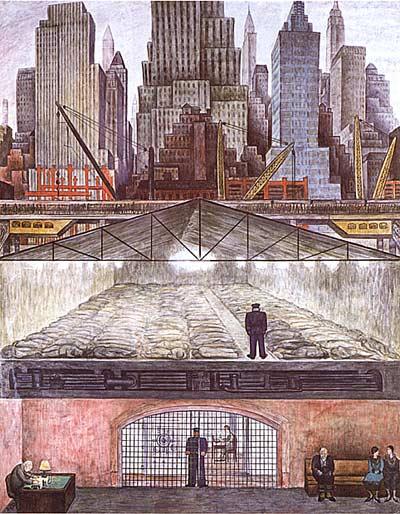 Diego Rivera's Frozen Assets